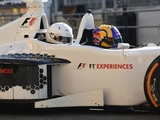 Friesacher gives F1 two-seater first run