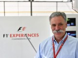 Chase Carey: Ferrari fan gesture shows F1 has changed in new era