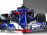 Sliders: Compare the Toro Rosso STR14 and the STR13