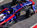 Albon tops morning session at Barcelona