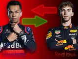 The Albon/Gasly swap: What it all means