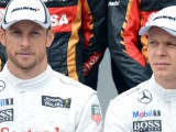 Button 'excited' by Magnussen challenge