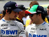 Perez: Obvious who would go to make room for Vettel