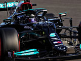Hamilton qualifies fastest in front of home crowd