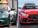 Aston Martin to share safety car duties with Mercedes for 2021
