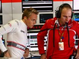 Chilton unhappy with rumours