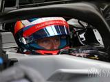 Chassis change forces Grosjean to miss FP2