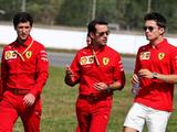 Charles Leclerc adapted car to driving style after early 'intimidation'