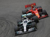 Mercedes' corner speed nullifying Ferrari's F1 straightline edge