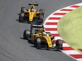 Team-mate head to head: Renault Sport F1 Team