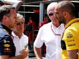 Cyril Abiteboul urges Red Bull to choose Renault over Honda