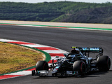 Bottas laments decision to only do one push lap
