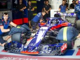 Kvyat feeling 'comfortable and confident' after Abu Dhabi test