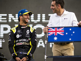 "Abiteboul excited to do battle with ""remarkable"" Ricciardo in 2021"