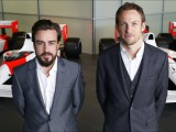 Alonso first to drive new McLaren
