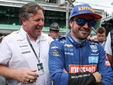 McLaren open to 2021 Alonso Indy 500 deal