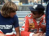Niki Lauda on his crash, Hunt and safety