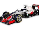 Haas reveals images of VF16 as Grosjean debuts it on track
