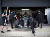 Mercedes back in action at Silverstone