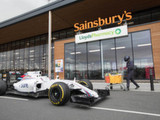 Supermarkets to benefit from F1 technology