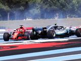 Vettel penalty doesn't 'weigh up' - Lewis Hamilton