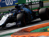 Latifi rues missed points at Monza after safety car deployment