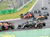 Bottas couldn't avoid Hungary F1 Turn 1 smash after mistake