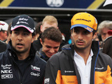 Sainz angry for Perez: F1 not about performance