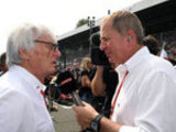 Brundle optimistic over future