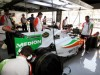 Force India last team to reveal new car
