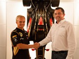 Lotus announces Kovalainen signing
