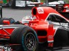 Mechanical problems reduce Marussia's running time