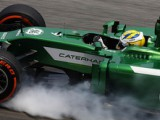 Caterham: The silence is deafening