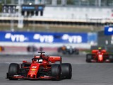 Vettel feels he stuck to Ferrari F1 team's pre-Russian GP agreement