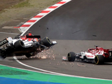 No pangs of envy from Russell despite edging closer to unwanted F1 record