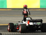 Steiner says Haas' 'own' mistakes cost them P4