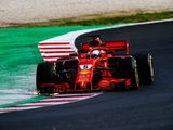 Vettel Says Everyone Struggled on Track due to Cold Conditions