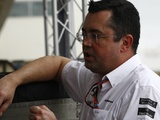 Boullier: Aggressive development on schedule