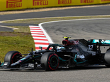 Flying Finn Bottas crushes Hamilton in Nürburging qualifying to land 14th F1 pole