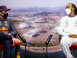 """Hamilton talks of """"fun and games"""" with Verstappen as Texas showdown looms"""