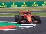 British GP: Leclerc fastest in final practice as Ferrari shows its pace
