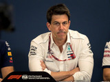Wolff: Second place a failure for Ferrari