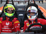 Michael Schumacher would be proud of Mick - Vettel
