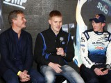 Coulthard enjoys WRC ride in Monaco