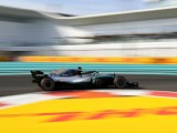 Bottas set early pace in Abu Dhabi tyre test