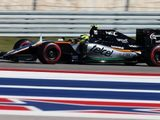 Messy day costs Perez Q3 chance in COTA qualifying