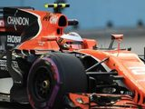 """Stoffel Vandoorne: """"For me, it's been a very positive Friday"""""""