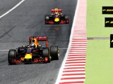 Ricciardo rues 'bad luck' after missing podium