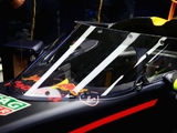 Hamilton unimpressed with Red Bull canopy