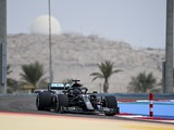 F1 Bahrain GP: Hamilton leads Mercedes 1-2 in opening practice